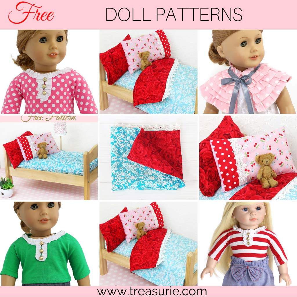 Sewing Projects for Beginners - Dolls
