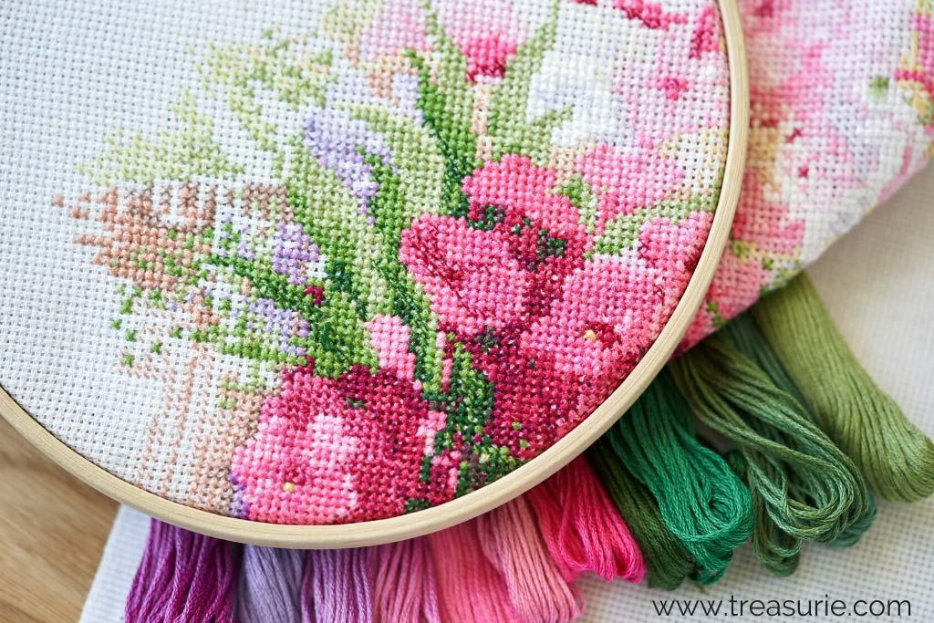 cross stitch embroidery