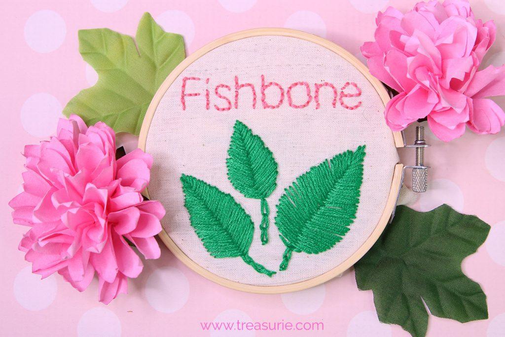 fishbone Stitch