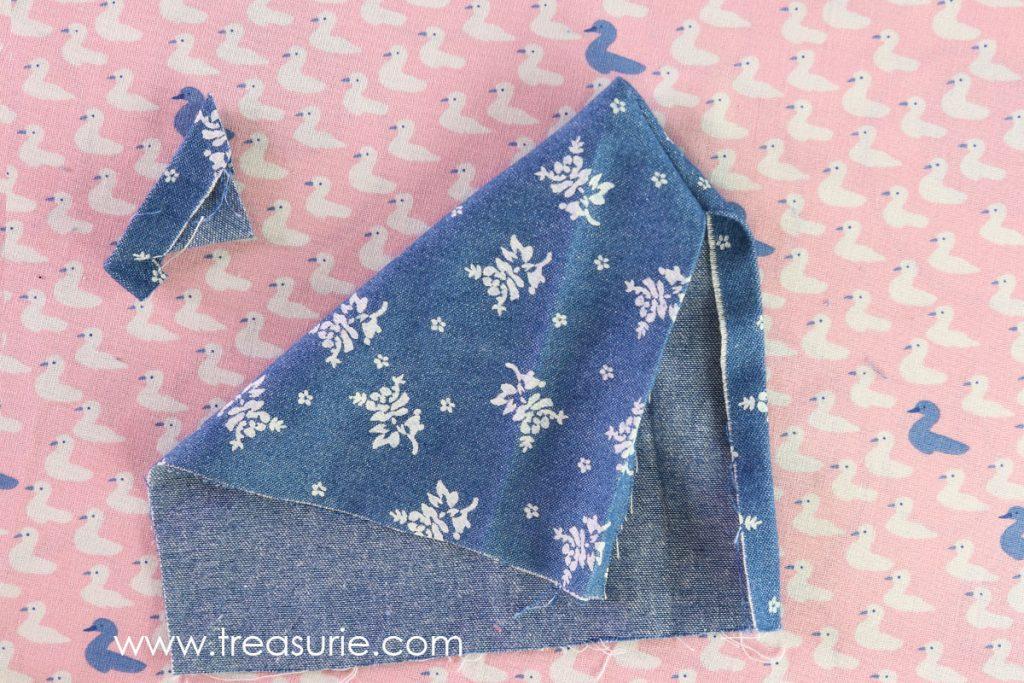 How to Sew Mitered Corners - Trim