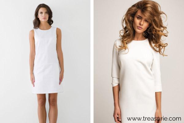 Types of Dresses - Shift