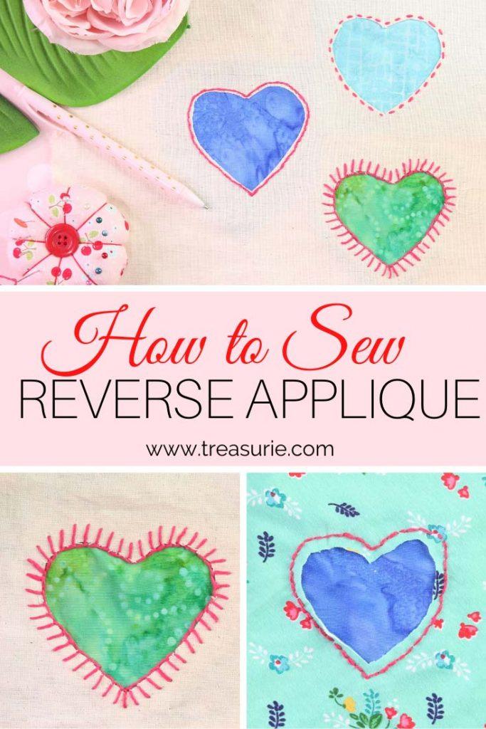 How to Reverse Applique