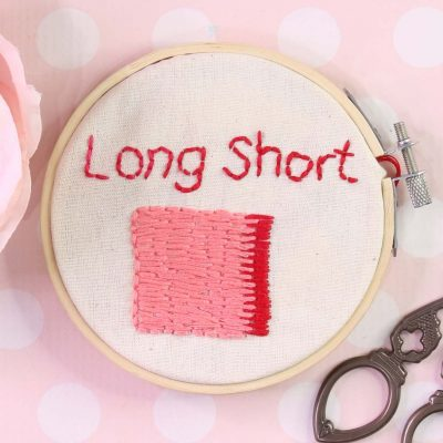 long and short stitch