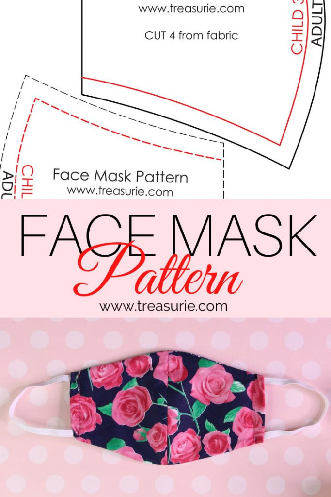 Face Mask Pattern