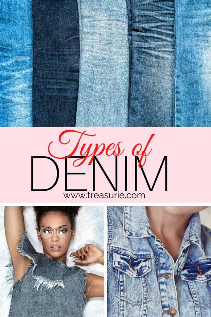 Types of Denim