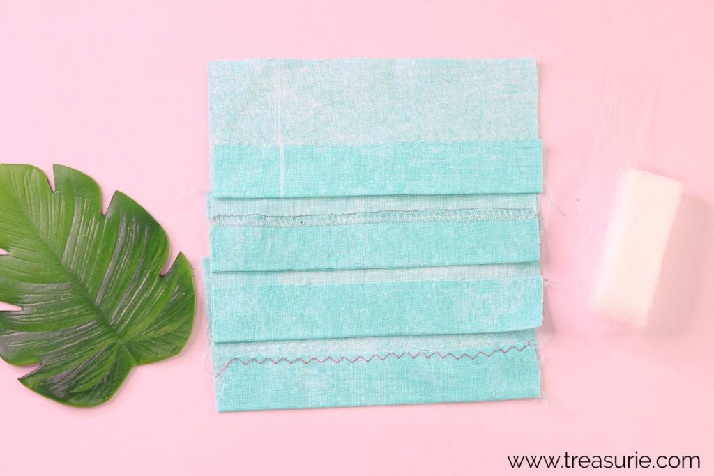 How to Make a Table Runner with Hemming Tape