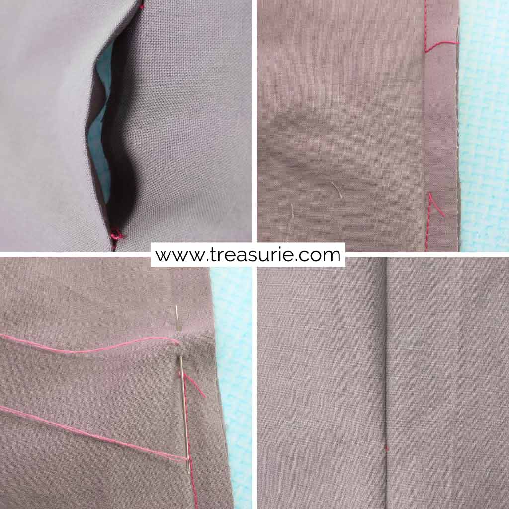 How to Sew a Rip in a Seam