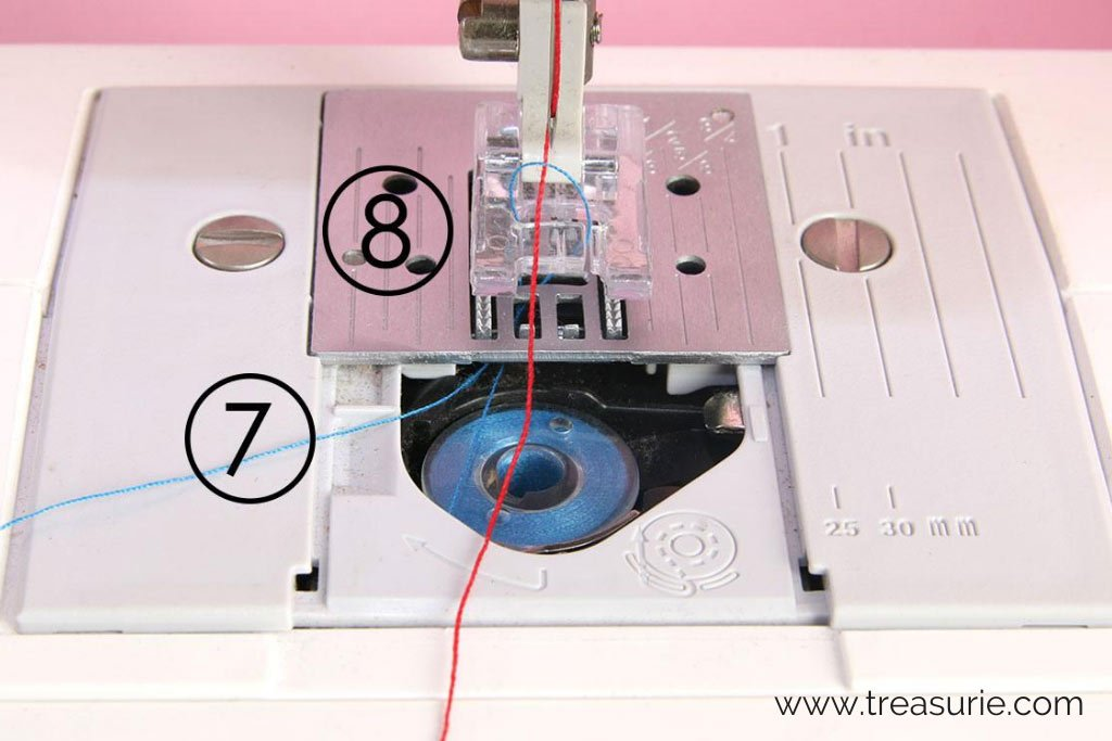 How to Thread a Bobbin Case