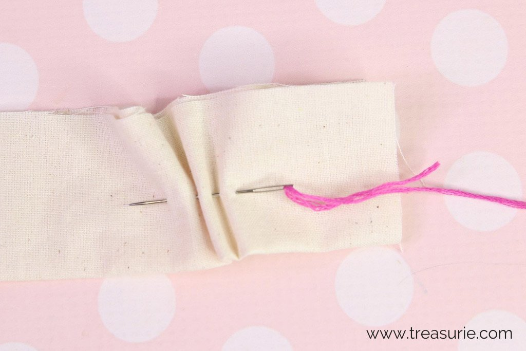 Sewing Basics Hand Stitch