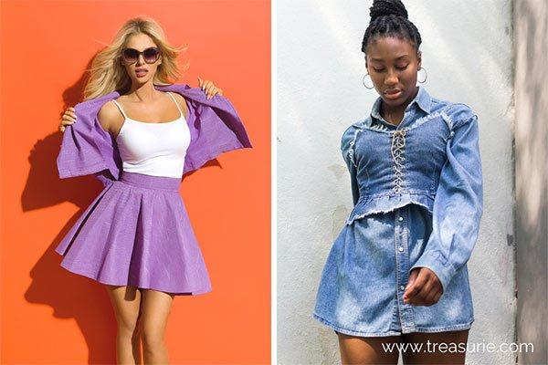 Mini Skirt Lengths