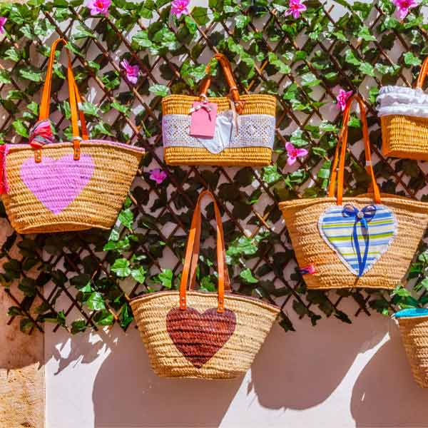 Types of Bags Basket
