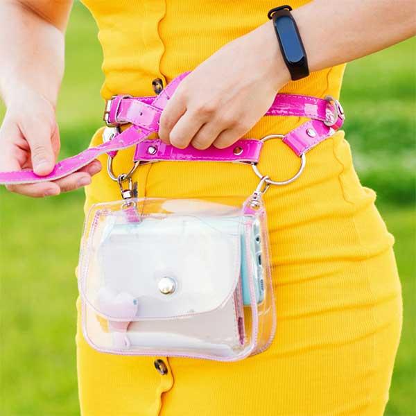 Types of Bags Belt