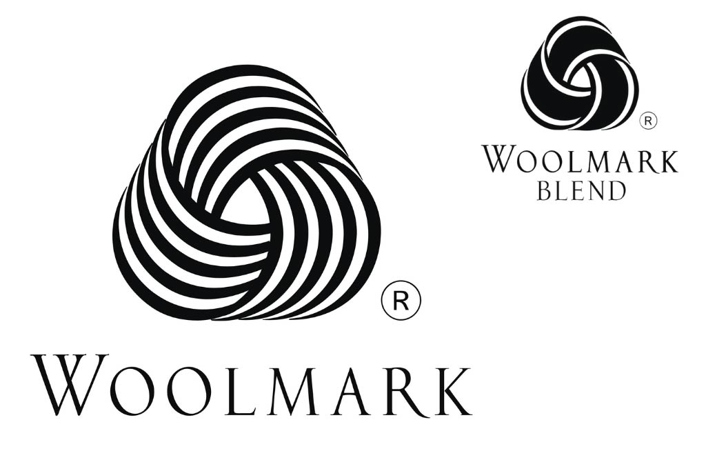Sewing Wool - Woolmark Labels