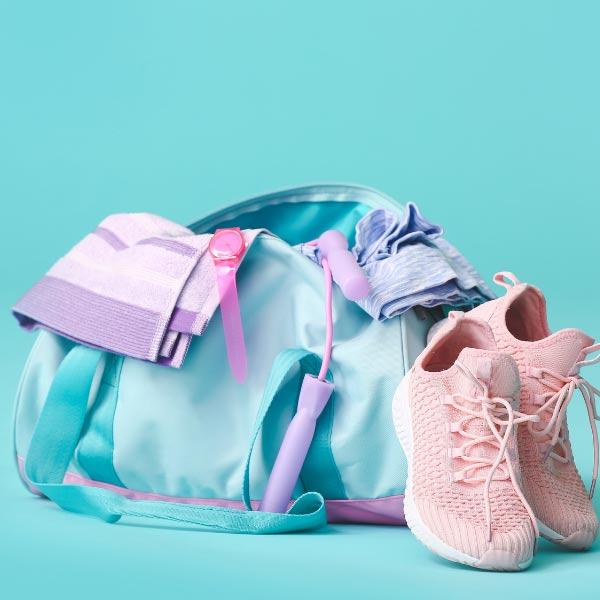 Types of Bags duffel