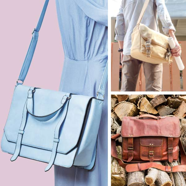 Types of Bags messenger
