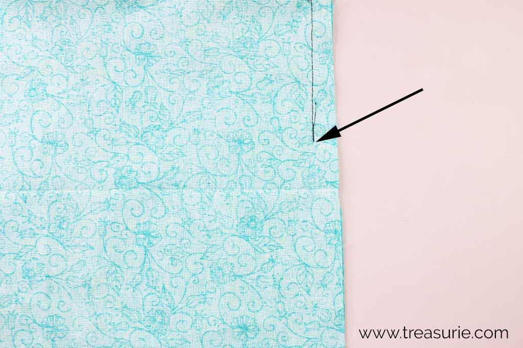 How to Sew a Slit Seam