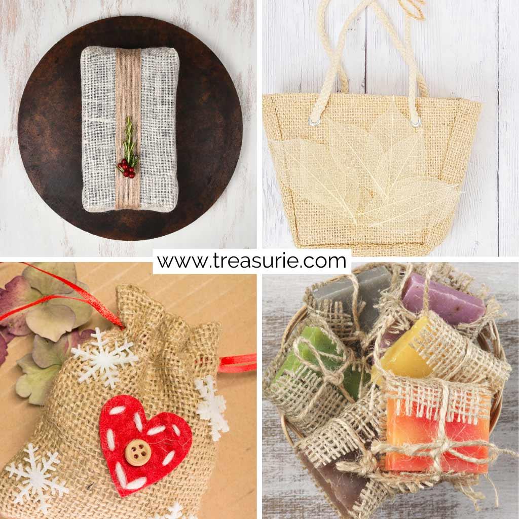 What is Burlap - Crafts