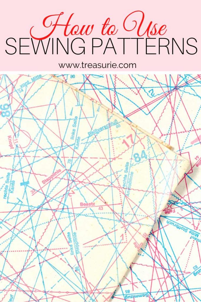How to Use Sewing Patterns