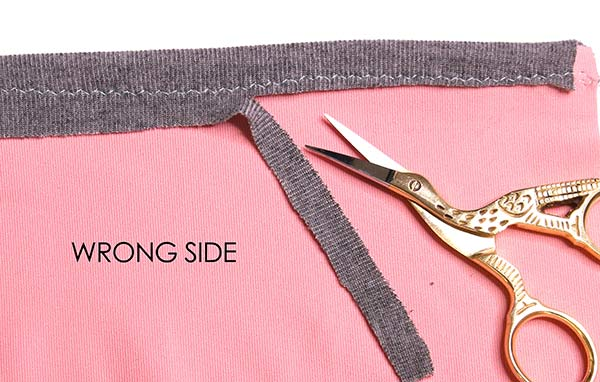 Knit Binding - Trim