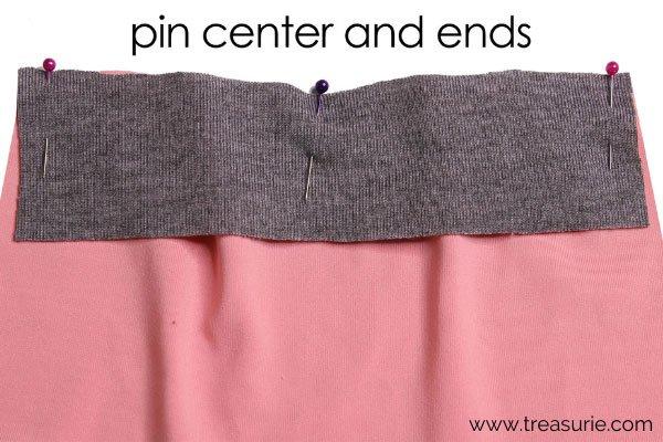 Knit Binding - Pin