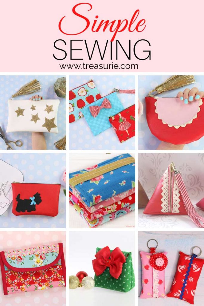 Simple Sewing Purses