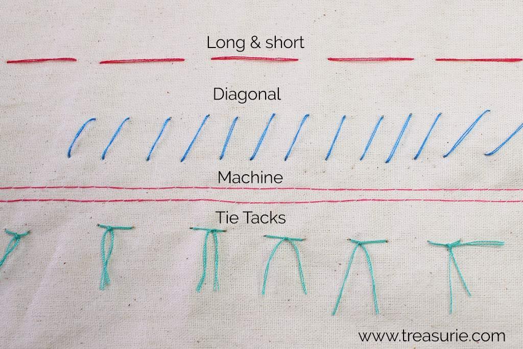 Tacking Stitch