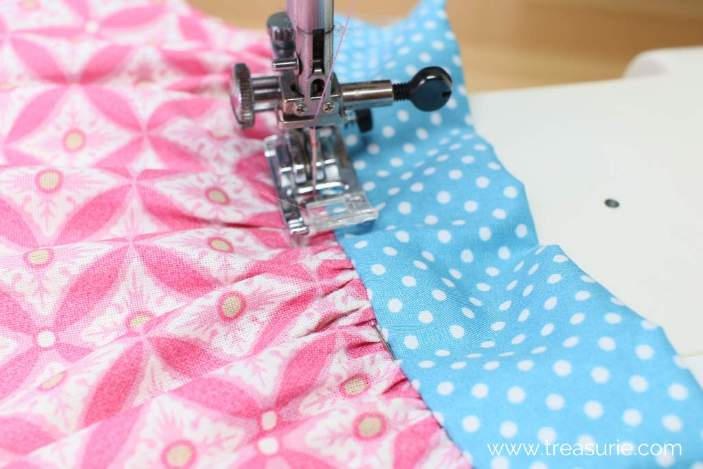 Gathered Skirt Pattern - Stitch in the Ditch