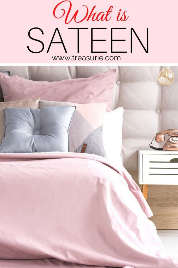 What is Sateen
