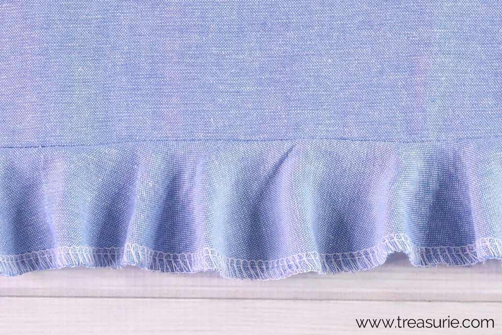 How to Sew a Flounce