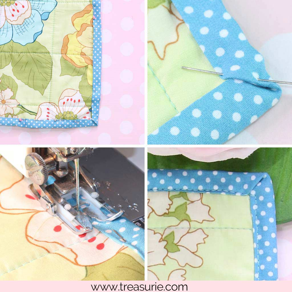 How to Make a Placemat with Binding