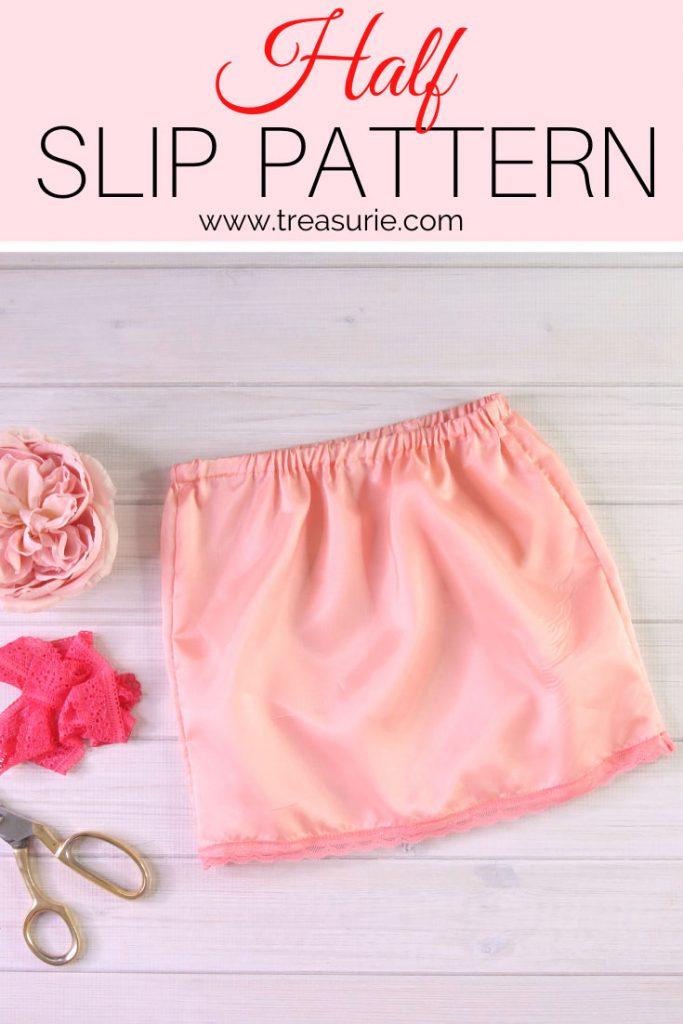 Slip Skirt Pattern