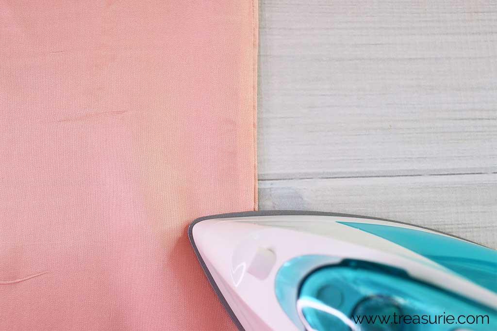 Slip Skirt Pattern - French Seams Step 3
