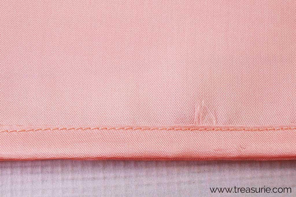 Slip Skirt Pattern - Hem
