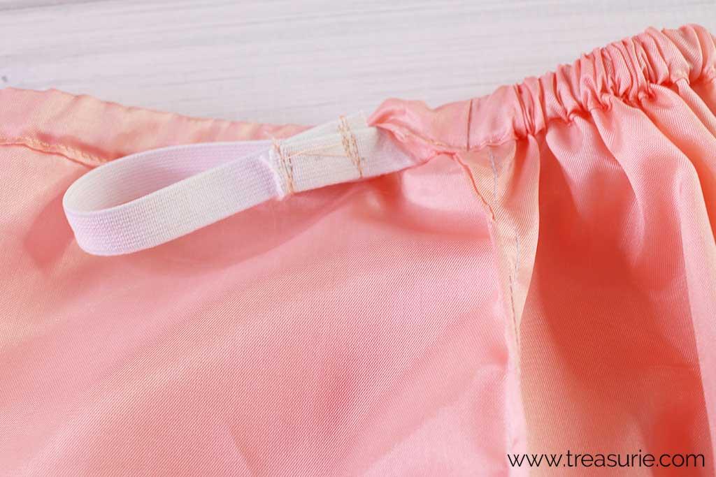 Slip Skirt Pattern - Elastic Join