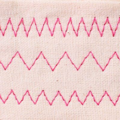tricot stitch