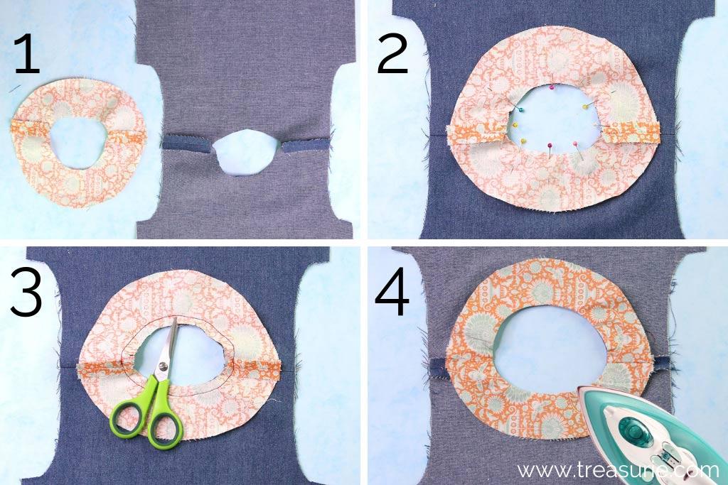Sewing Facings