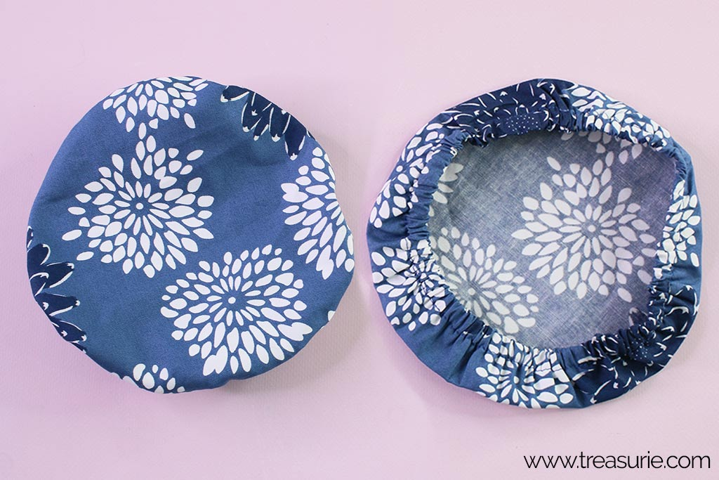 Fabric Bowl Cover Pattern