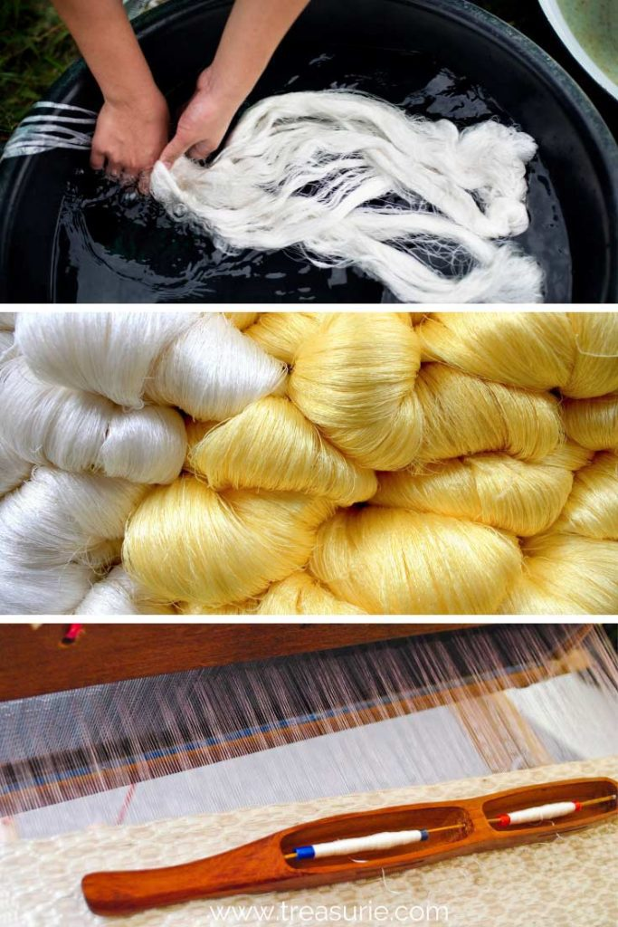 How is Silk Made