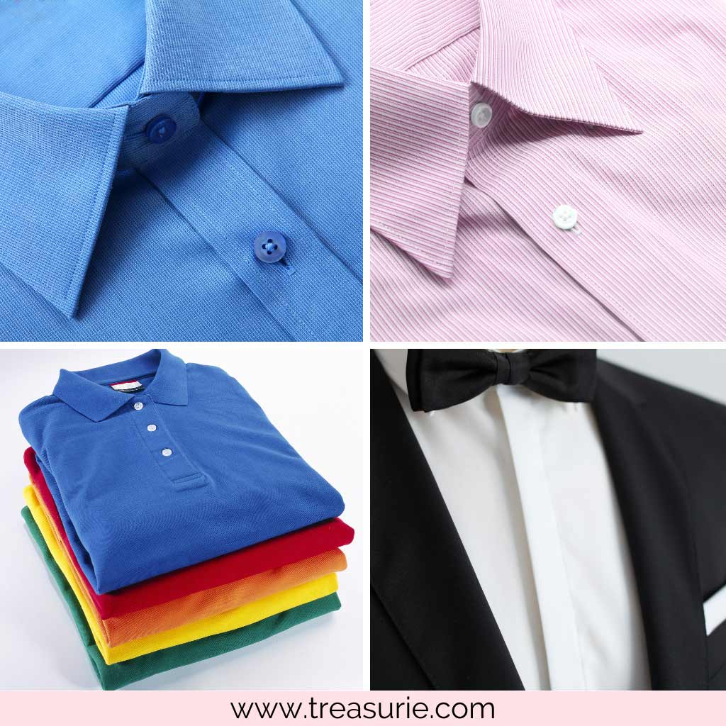 Plackets - Standard, French, Pop Over, Concealed
