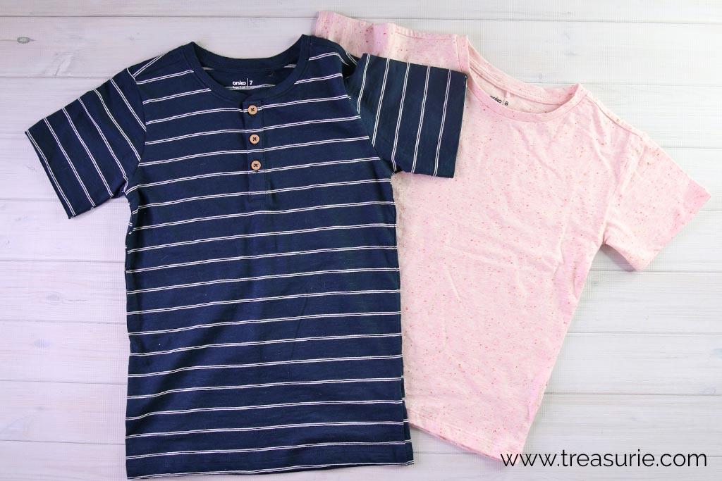 T-Shirt to Skirt - Supplies