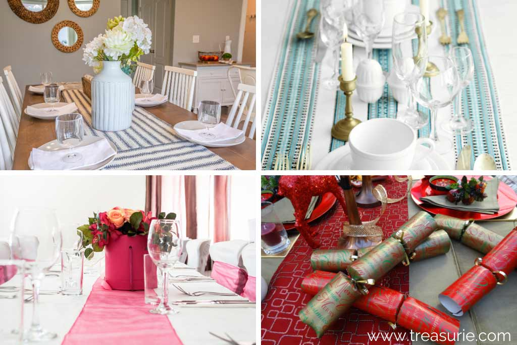 Table Runner Options