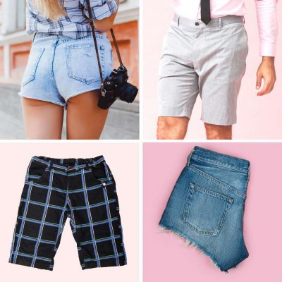 Types of Shorts