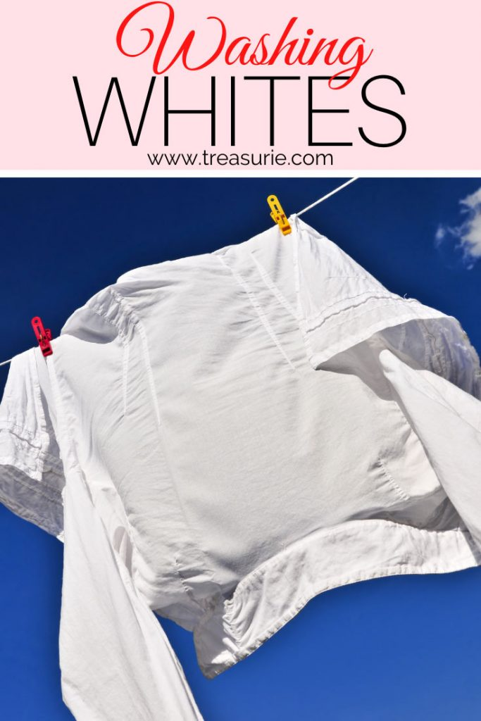 Washing Whites