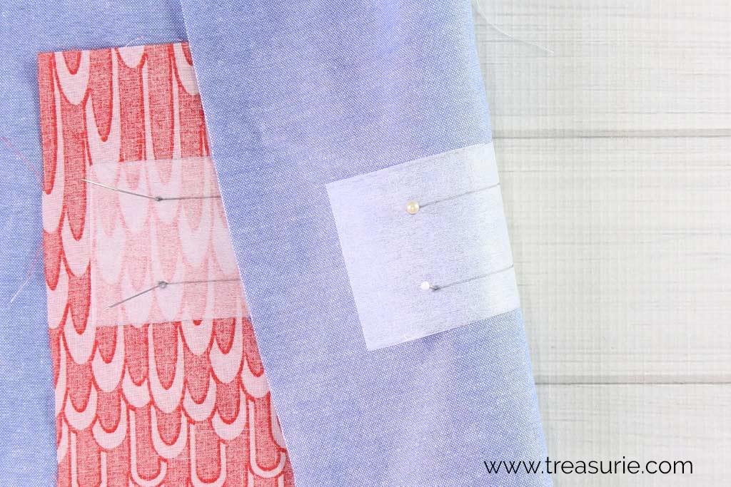 How to Sew Welt Pockets