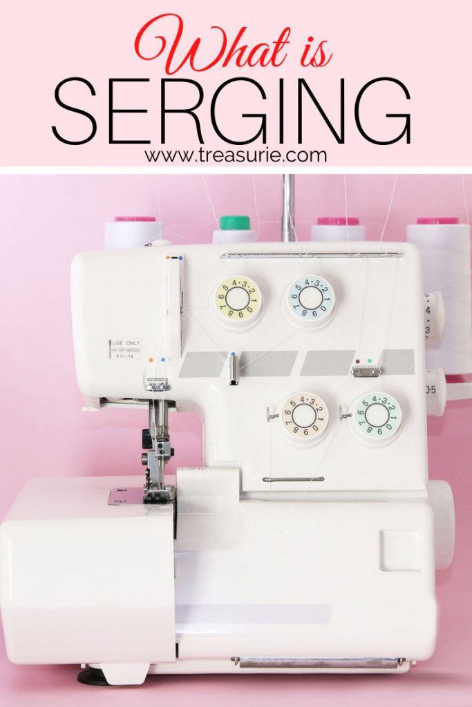 What is Serging