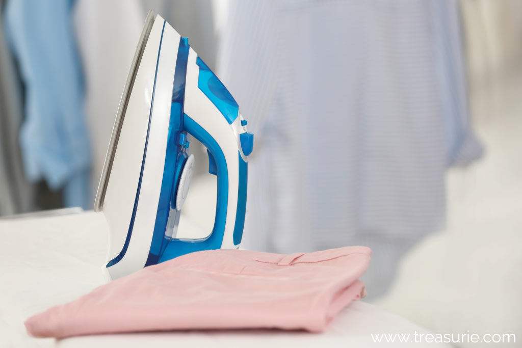 How to Iron Pants