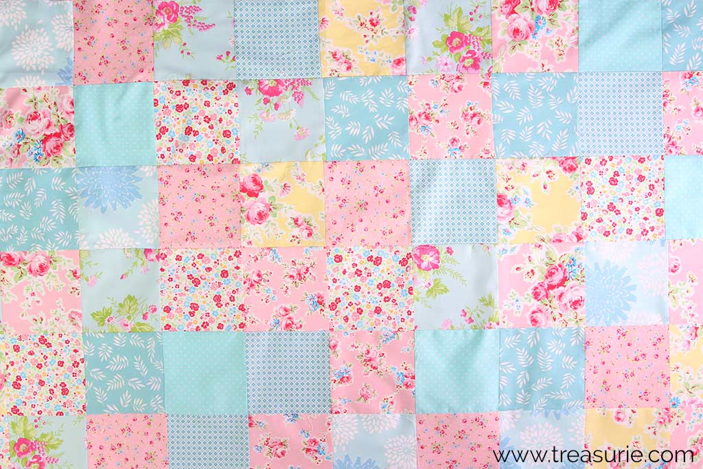 Quilting for Beginners - Square Designs