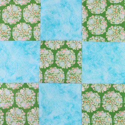 Nine Patch Quilt Blocks