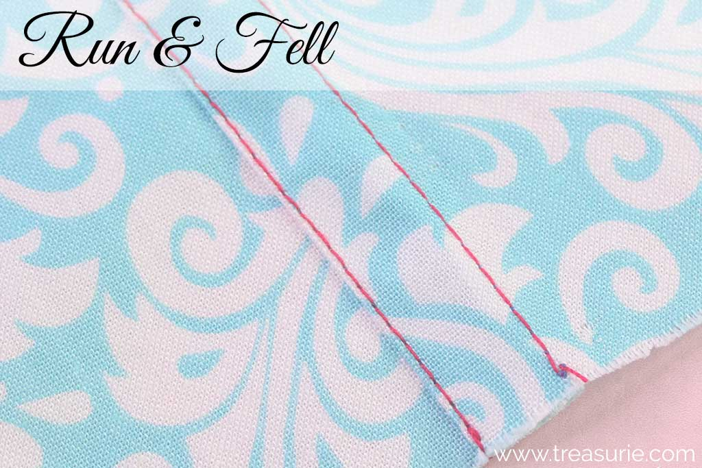 Closed Seams with Flat Fell