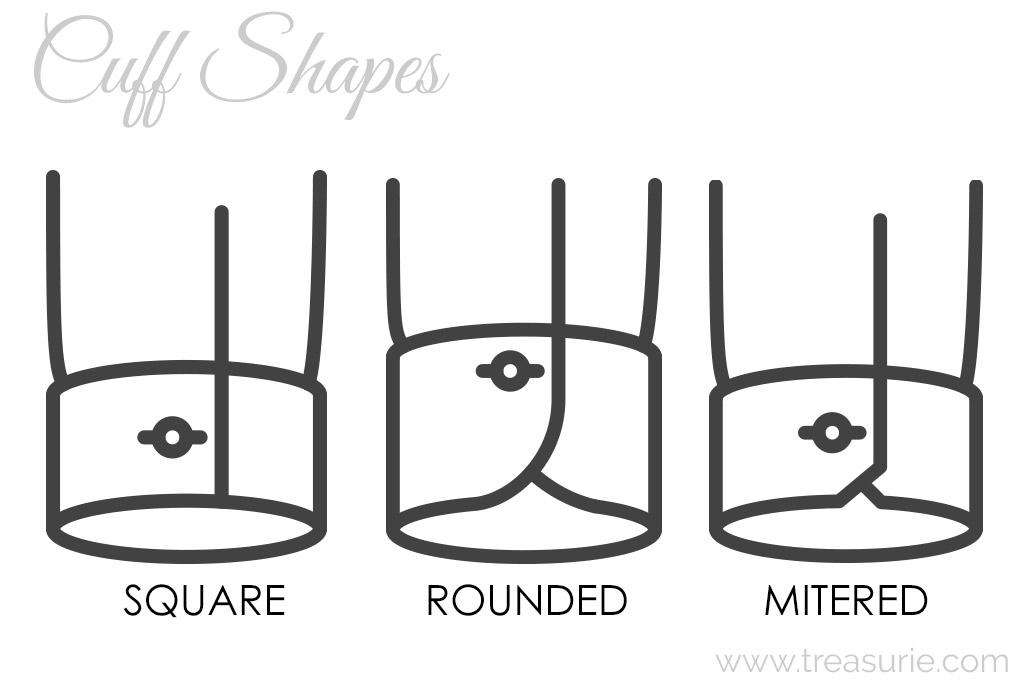 Types of Cuffs